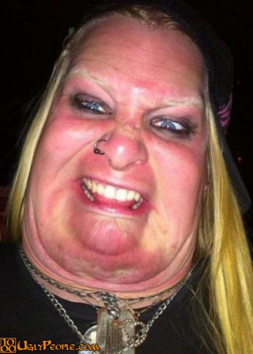 1000UglyPeople.com - We collect photos of the ugliest ...