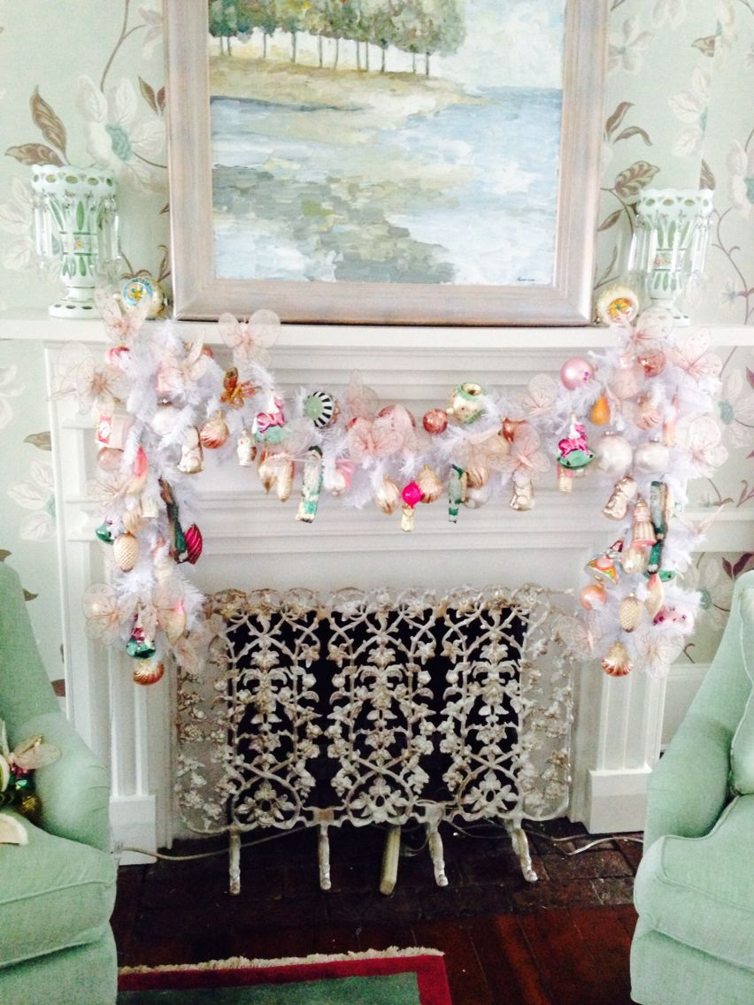 Custom ~Candy Land~ Garland by Designer Kathy Young, Youngdale Interiors, — Cell # 423.676.3308