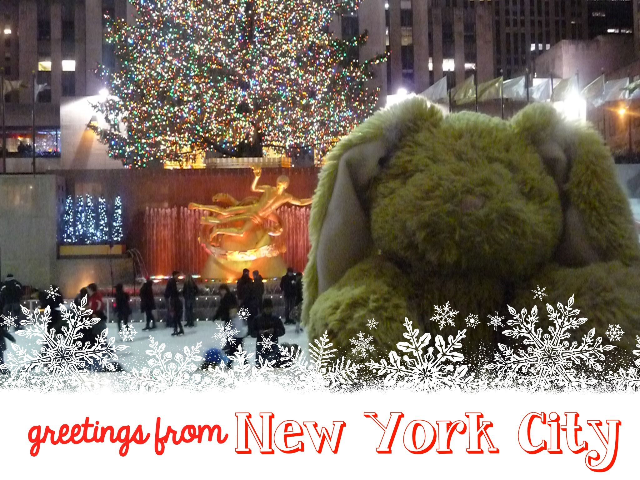 1000 Images About Christmas In NYC On Pinterest