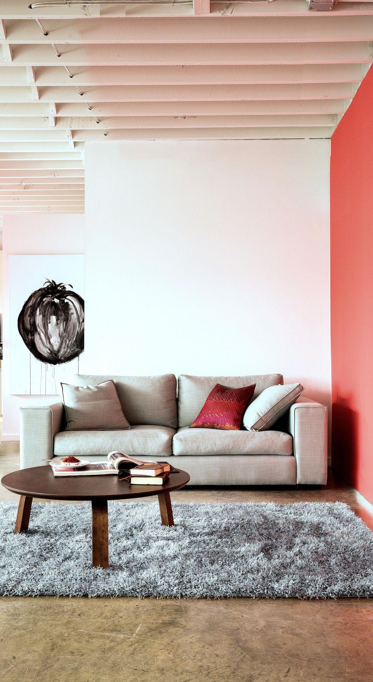 Sitka Cobble Gray Sofa