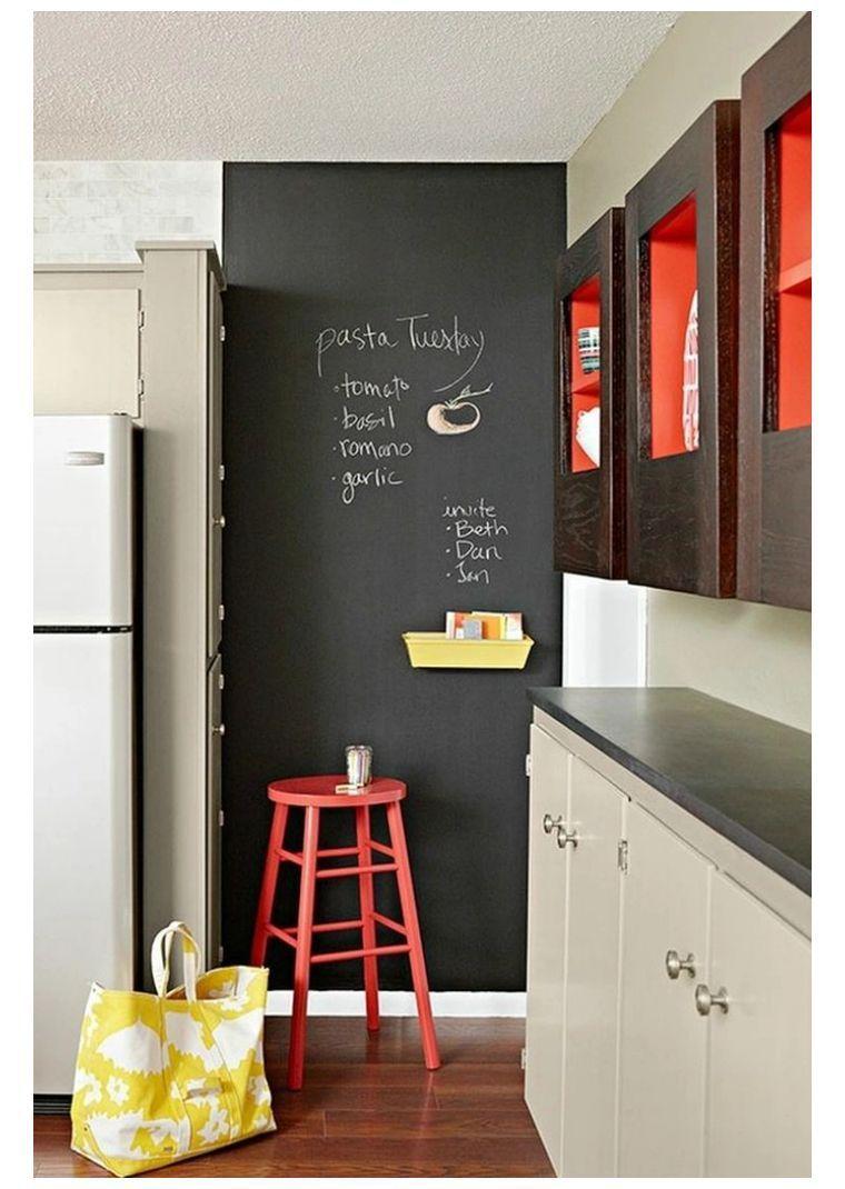 Weiß gelbe küchenideen  best Краска для меловой доски images  houses decorating kitchen