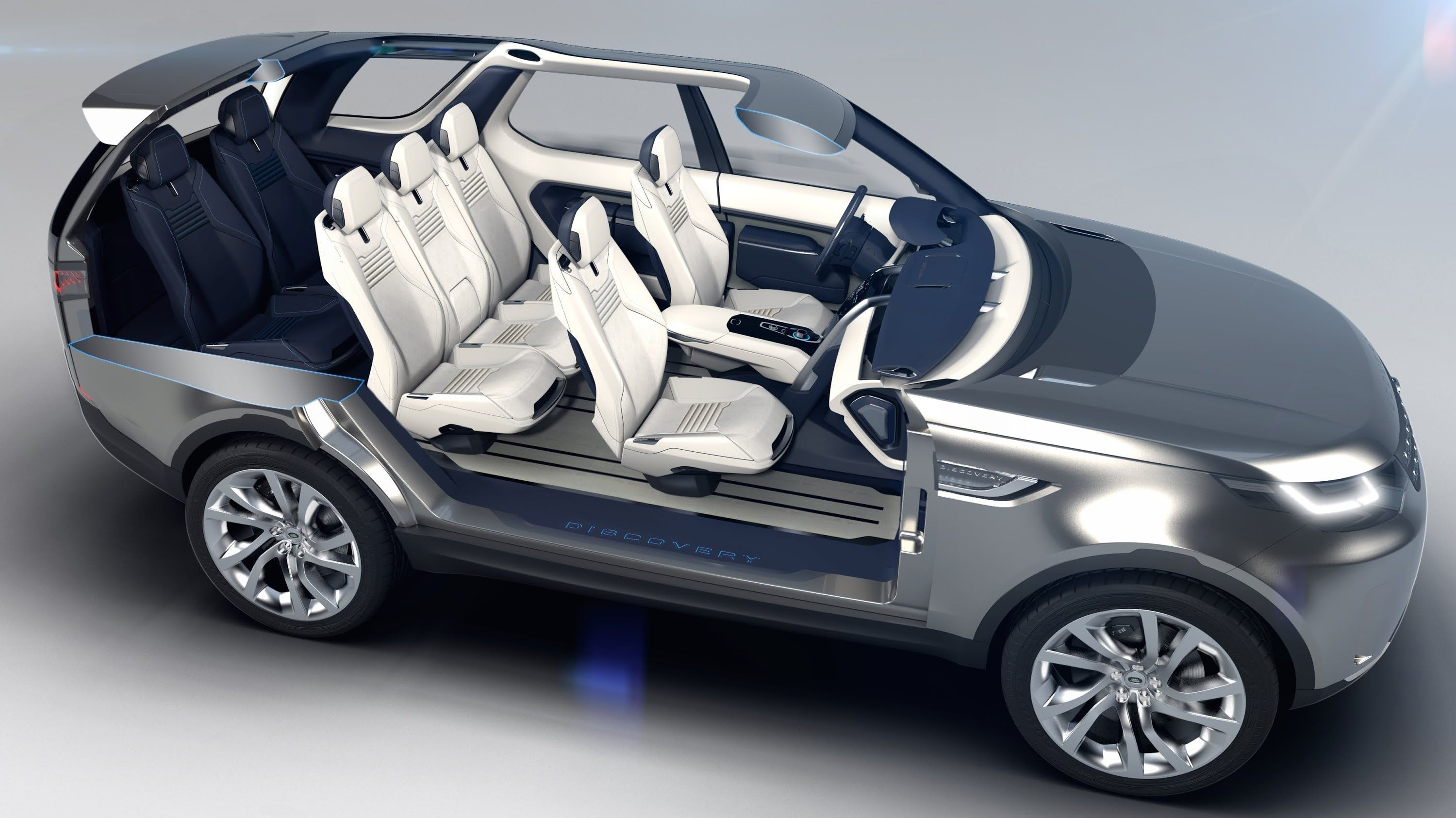 Video 2015 land rover discovery lr4 interior 7 seater in detail vision a lot