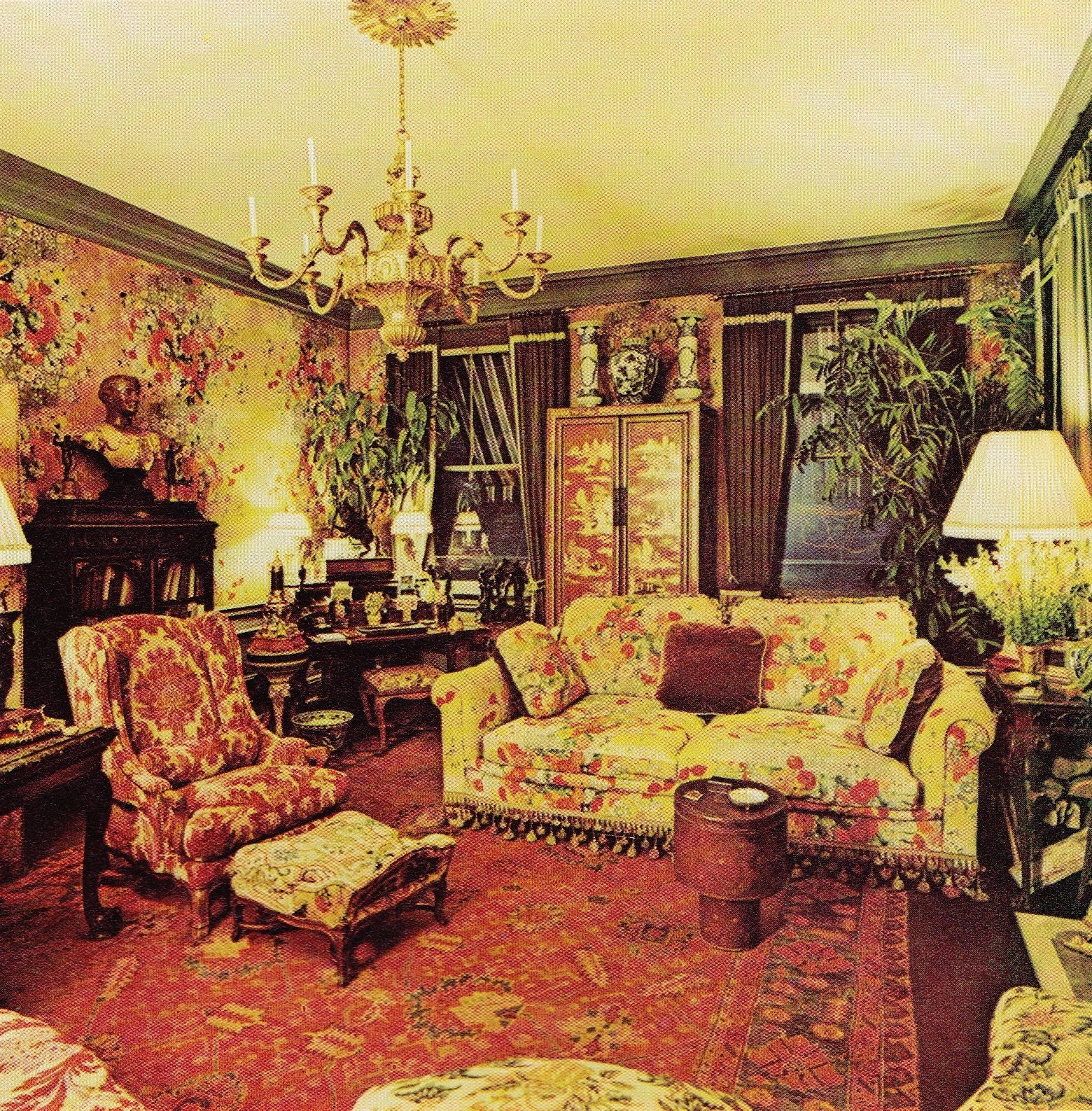Tiger Rug Ri: The Manhattan Townhouse Of Robert Denning And Vincent