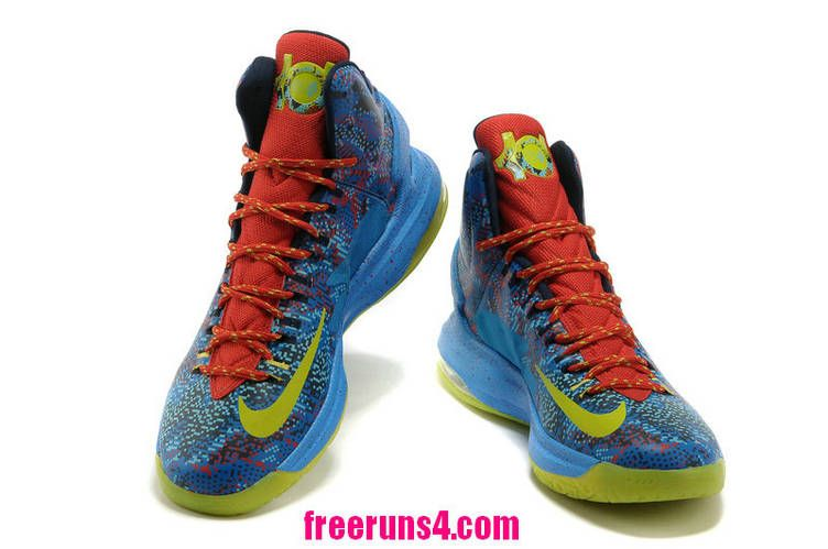 the best attitude 154d0 4a747 2013 Nike Zoom Kd V Shoes Christmas Day Edition 554988 102