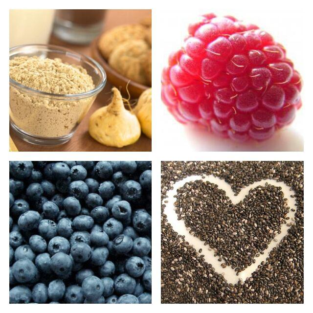 4 mooie #superfoods