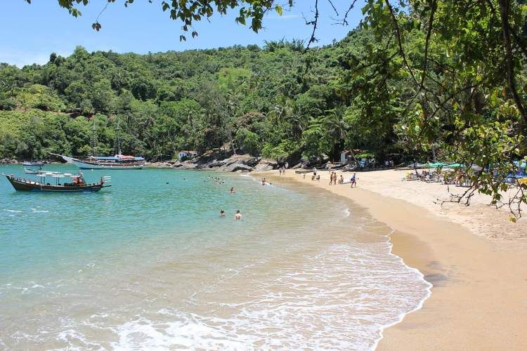 Os 17 Destinos Nacionais Lindos E Baratos Ilhabela Praias