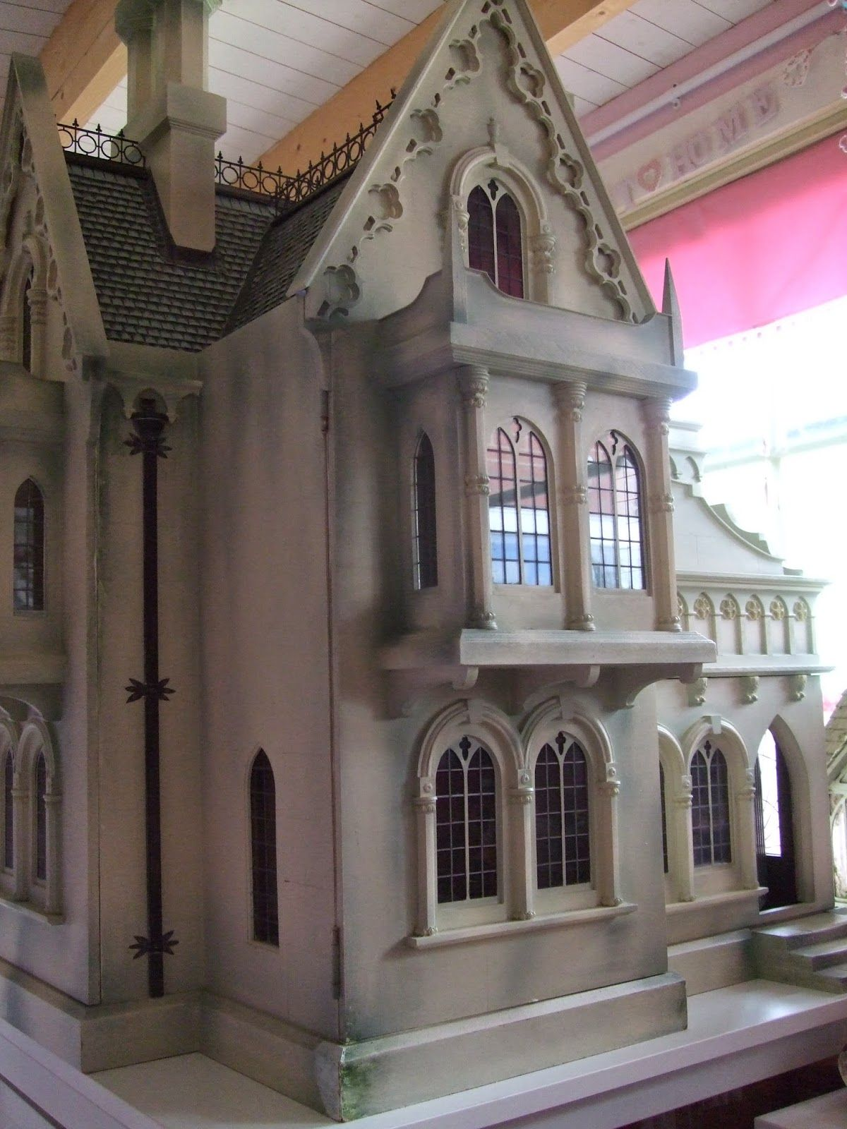 Michelle S Mad World The Victorian Gothic Gothic House