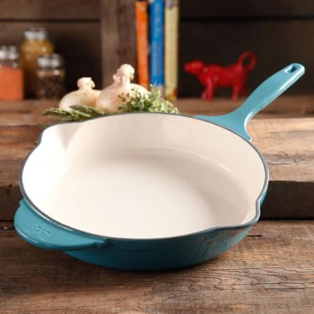 The Pioneer Woman Timeless Cast Iron, 12\