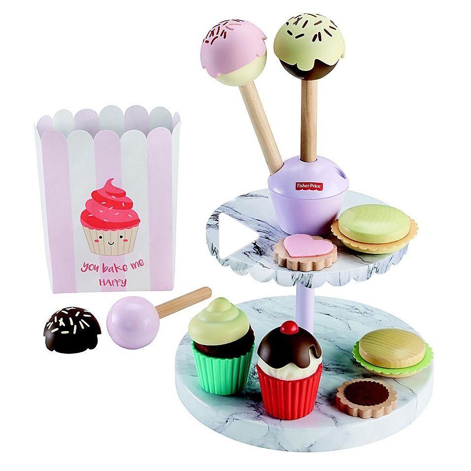Fisherprice 24piece cake pop shop cake pricing mini