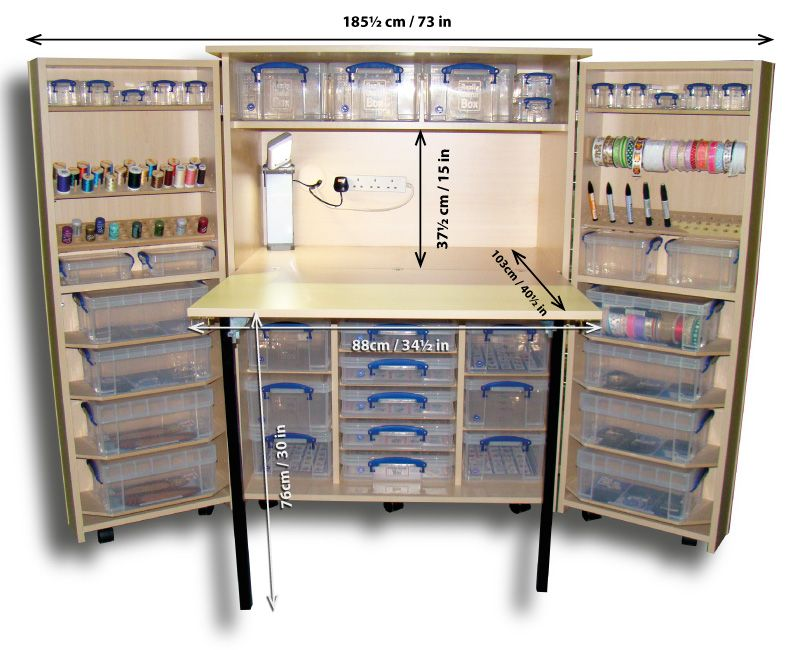Foldaway Pee Dunster Edition Complete Kit Fold Away Storage Ideascraft