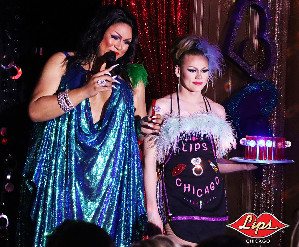 The more you drink - the better we look! So drink up!   312.815.2662 #lipschicago #chicago #bachelorette #drag #dragshow #dragqueen #birthday #celebration #burlesque #instadrag #rpdr #rupaul #rupaulsdragrace #instagay #burlesqueshow #queen