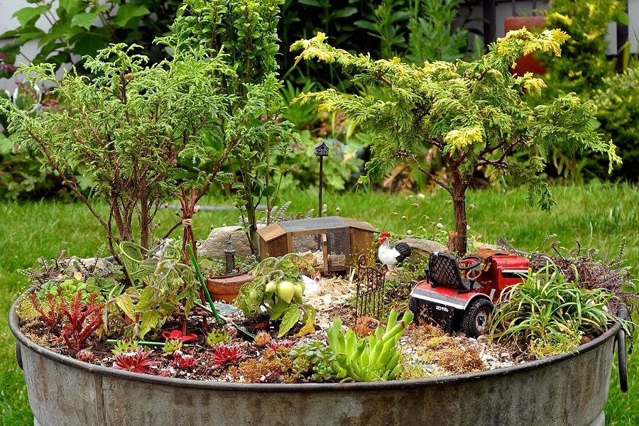 Quot Creating A Garden Is No Different In Complexity Than
