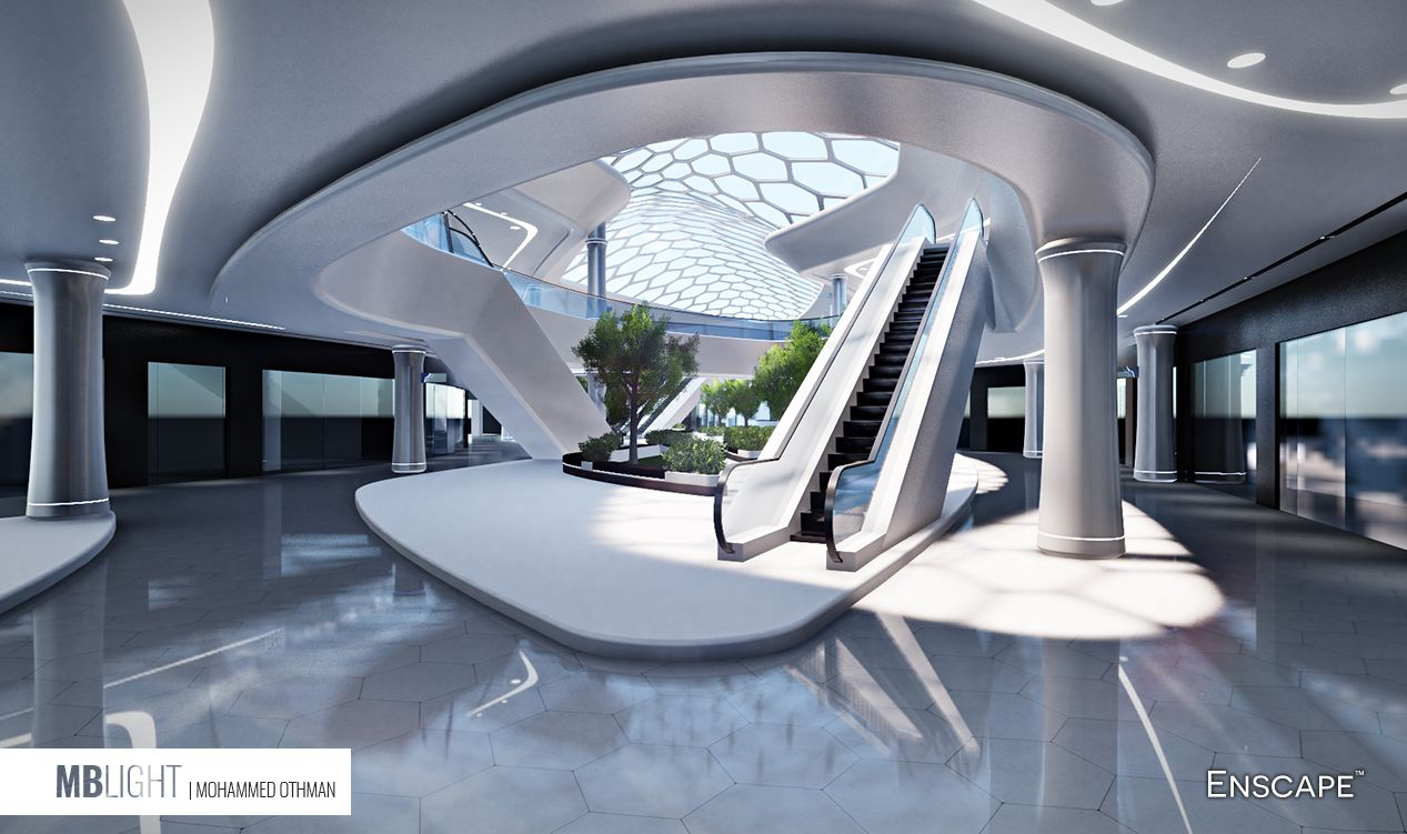 Architectural Rendering & Visualization Gallery - Enscape