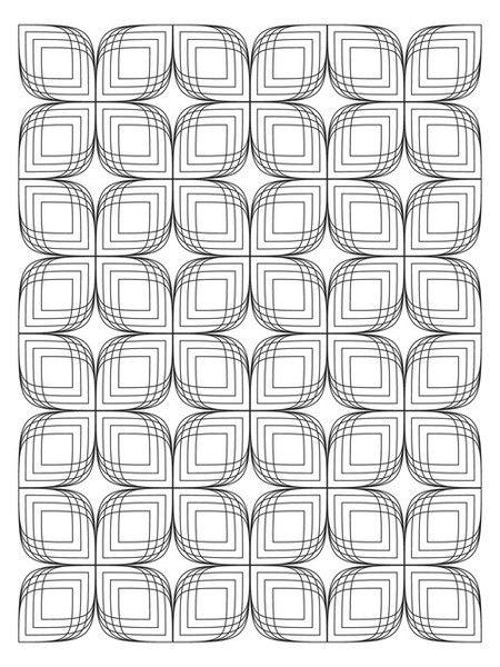 geopattern_grande.jpg (450×600)   mandalas   Pinterest   Colorear ...