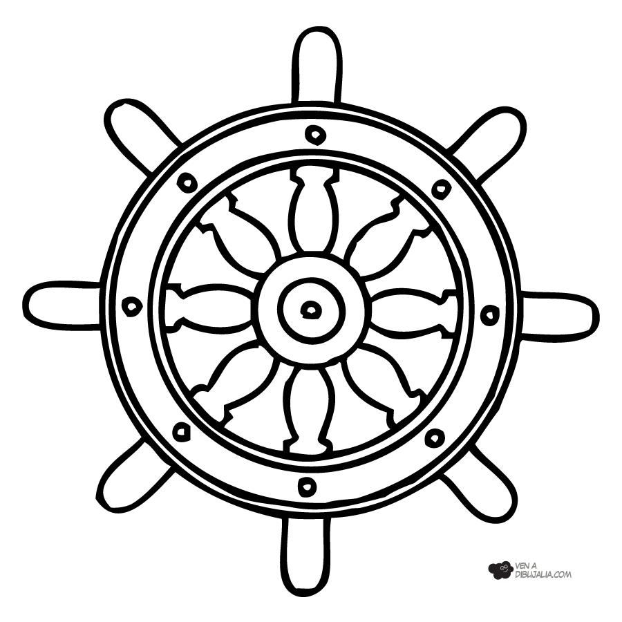 Dibujo para imprimir : Vehículos - Barco numéro 385277 | piráti ...