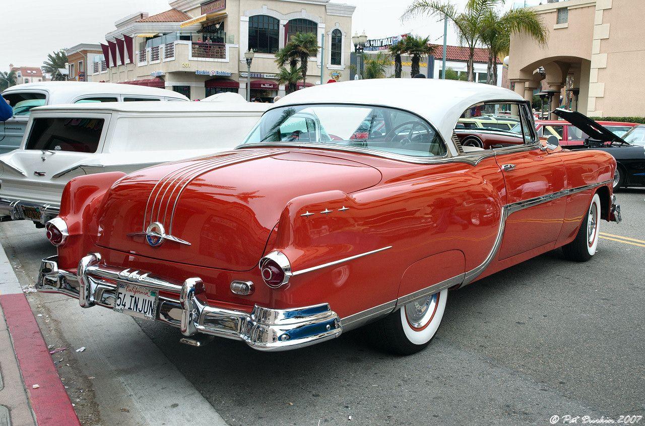 Image result for 1954 Pontiac image