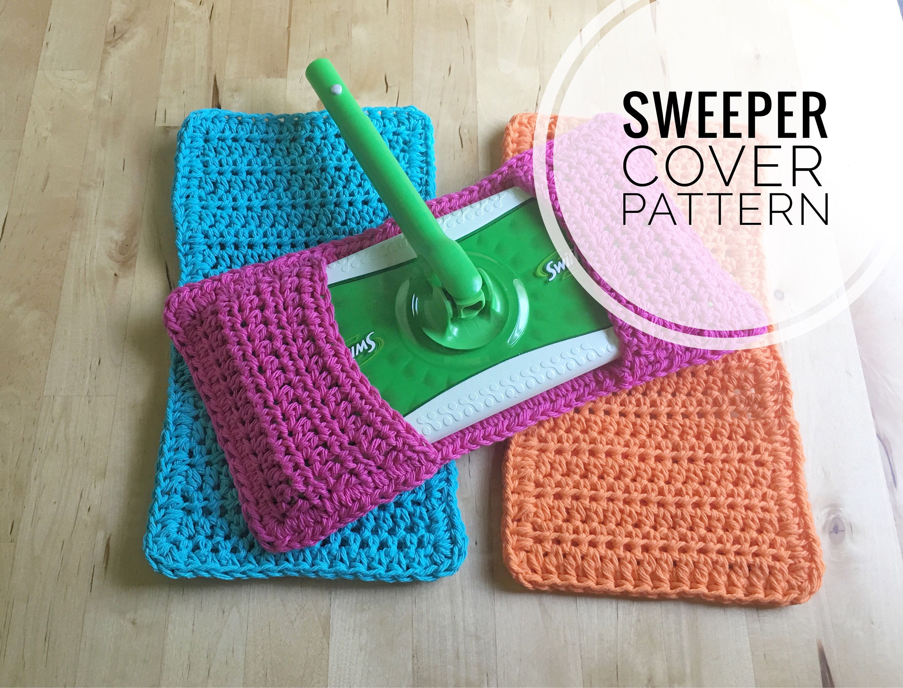 Free Crochet Swiffer Cover Pattern Row 1 Hdc In Second