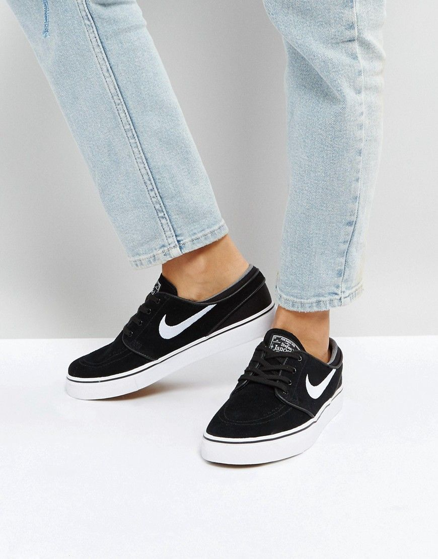 pavimento Implementar Blanco  Get this Nike's basic sneakers now! Click for more details. Worldwide  shipping. Nike SB Zoom Janoski Trainers In Black Su… | Nike sb zoom janoski,  Nike sb, Sneakers