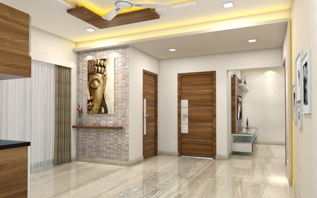 Project Gachibowli Asian Style Dining Room By Shree Lalitha