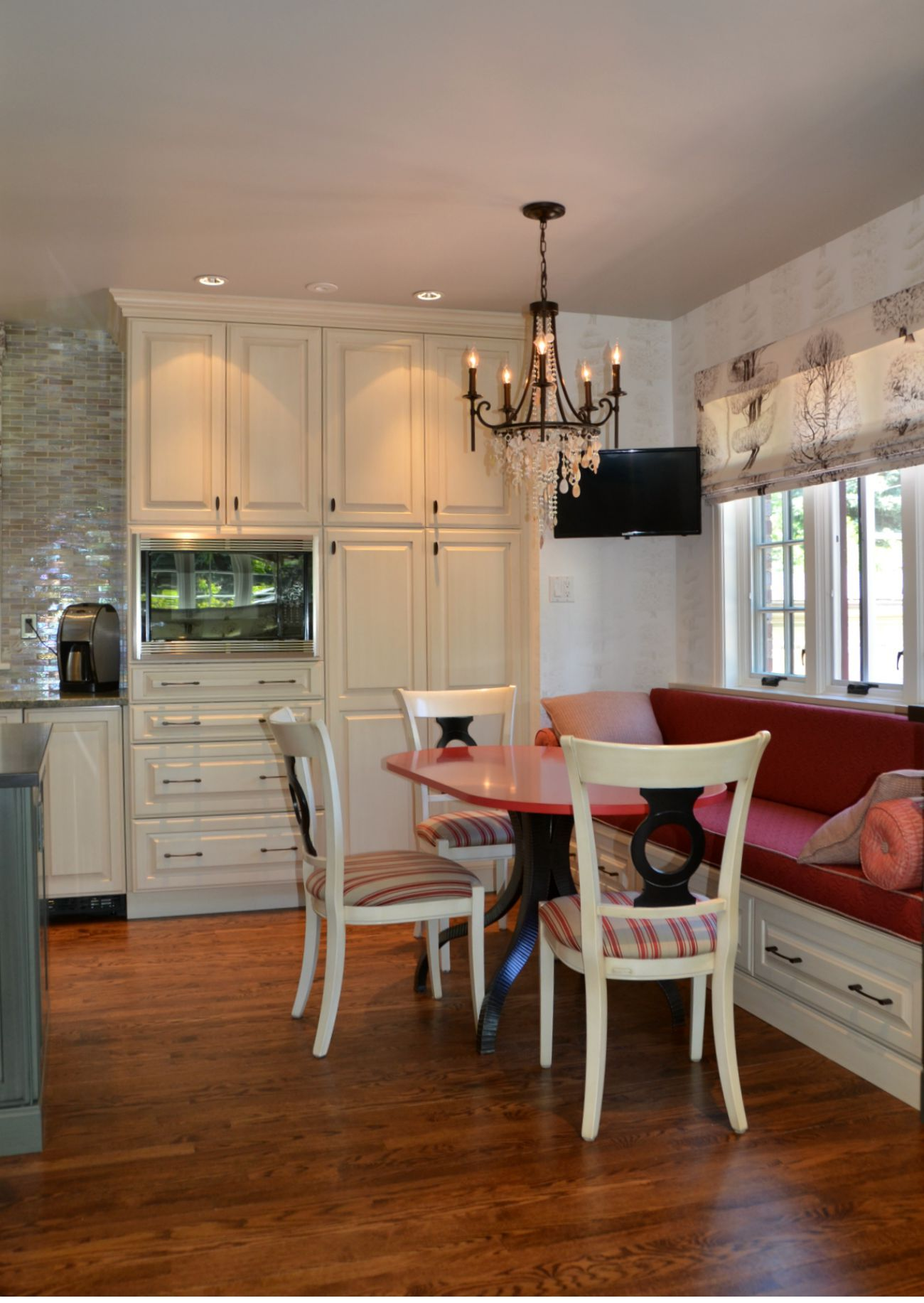 Custom Kitchen Design Beauteous Denver Custom Kitchen Remodel  Crystal Cabinets Frameless Design Ideas