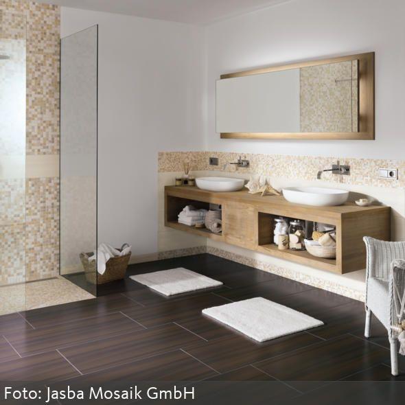 Badezimmergestaltung Mit Fliesen Badfliesen Pinterest Bathroom