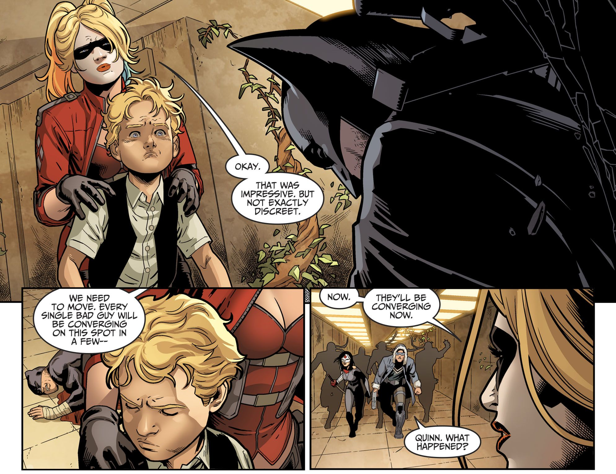 Injustice 2 Issue 21 Read Injustice 2 Issue 21 Comic Online In High Quality Comics Injustice 2 Comics Online