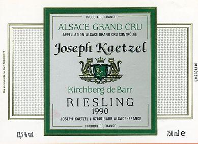 Barr Kirchberg Kaetzel