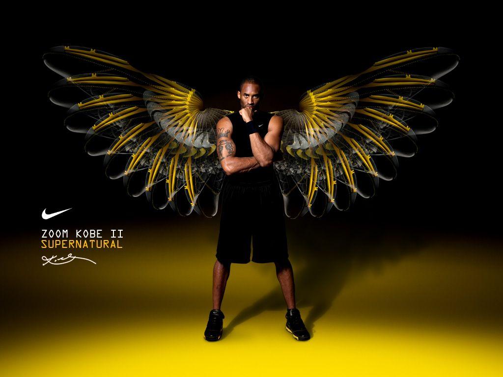 Kobe Bryant Zoom Kobe 2 Supernatural