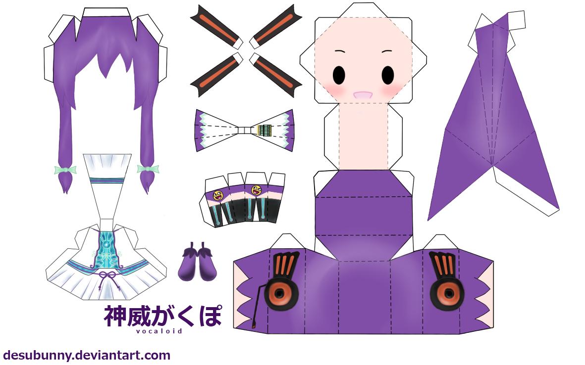 papercraft anime Buscar con Google Artesanía con papel