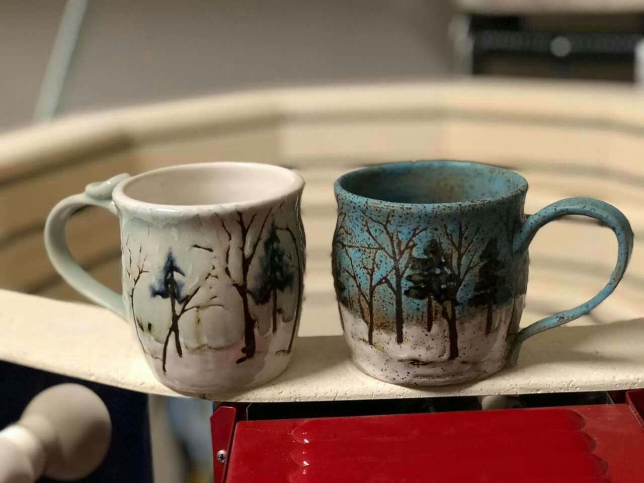 Awesome Pottery Painting Ideas For Beginner Potterypainting