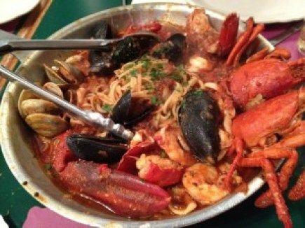 Boston Lobster Fra Diavolo Recipe Sets the Standard — Lobster Fly