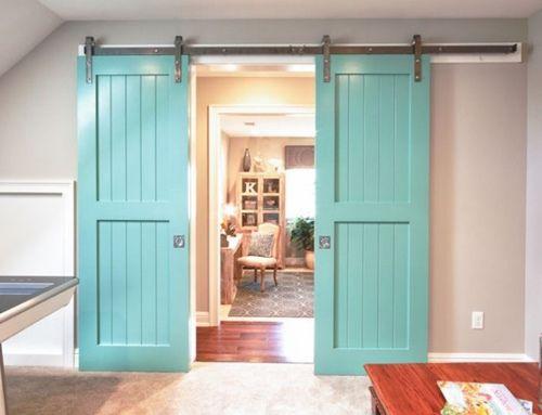 Puertas Corredizas Tipo Granero Decoraci 243 N Puertas