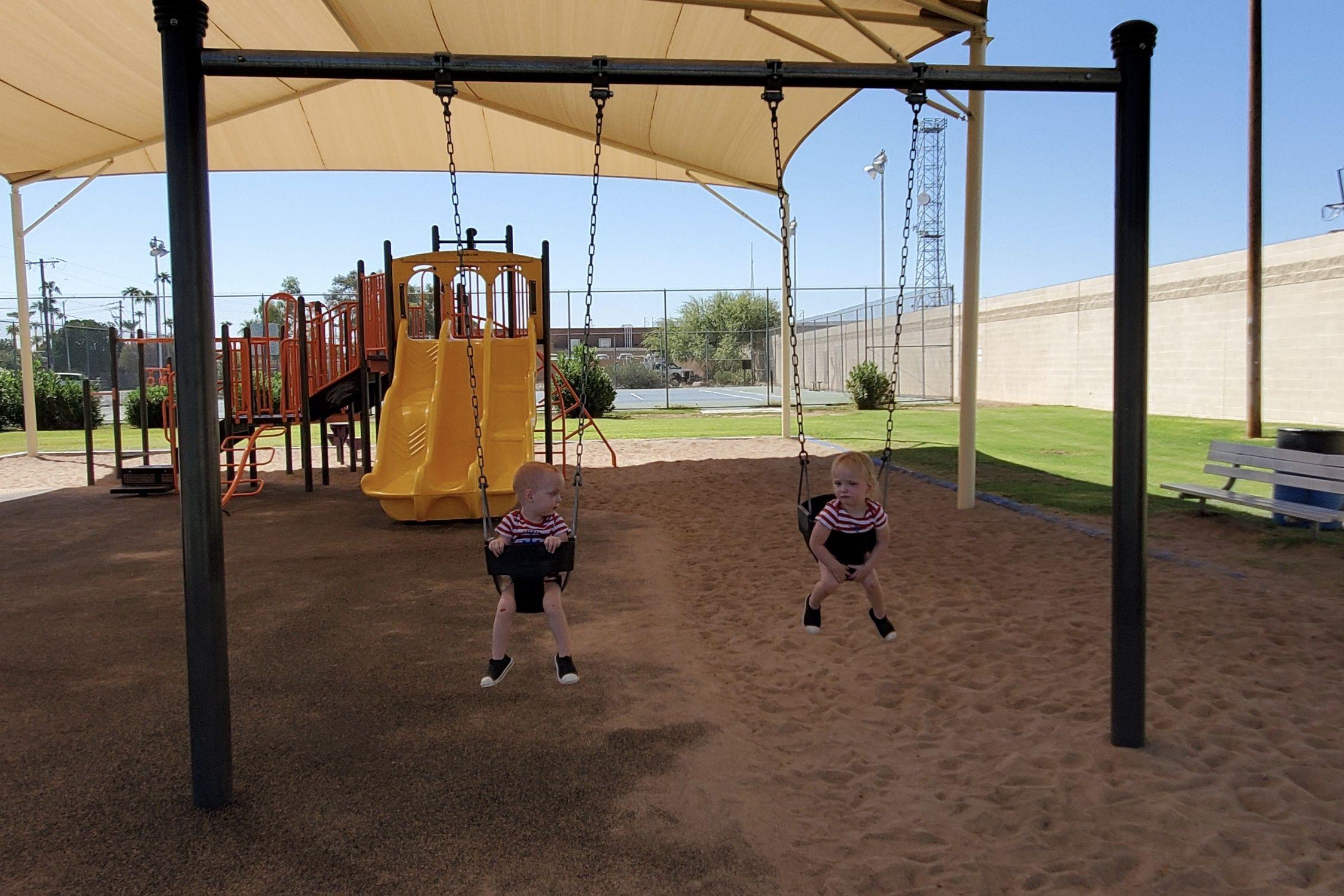 Paiute Park In Scottsdale Phoenix With Kids Phoenix With Kids Scottsdale Sand Volleyball Court