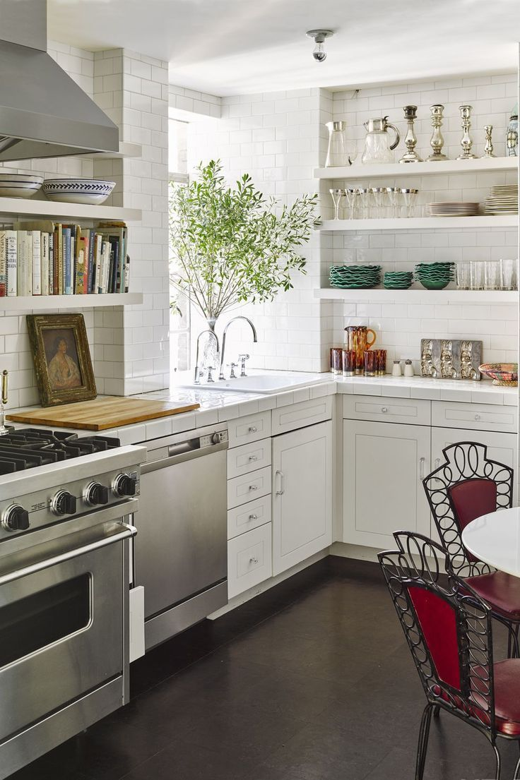 These Small Kitchens Will Inspire Your Next Redo Small Kitchen