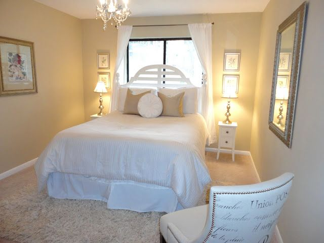 Guest Bedroom Makeover Small Guest Bedroom Guest Bedroom