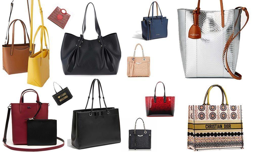 Shopping bag fall winter 2019 2020: 100 beautiful models - our best style#bag #beautiful #fall #models #shopping #style #winter