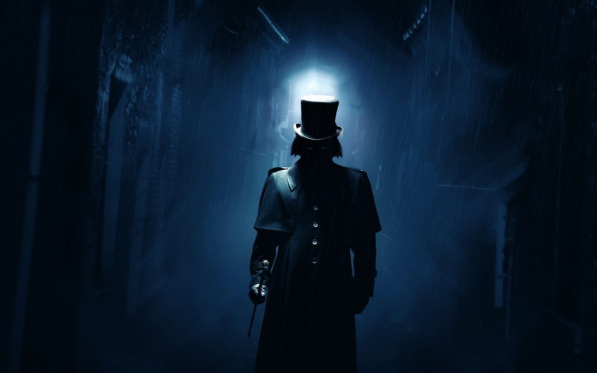 Image result for dark fantasy art jack the ripper (With