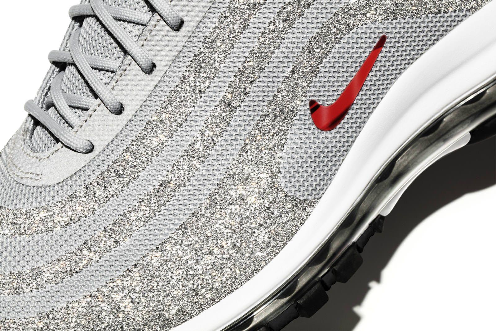 Max Sneakers Nike Air SwarovskiFashion Nike 97 vw8N0mn