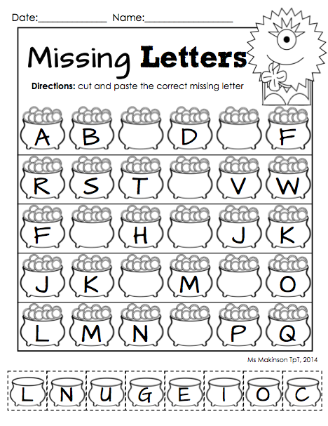 March Printables Kindergarten Literacy And Math Kindergarten Math Worksheets Kindergarten Literacy Kindergarten Worksheets