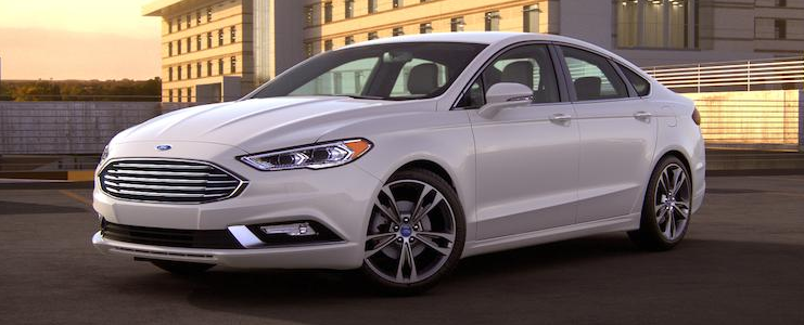2017 Ford Fusion Owners Manual The Features Refreshing Styling Inside And Out