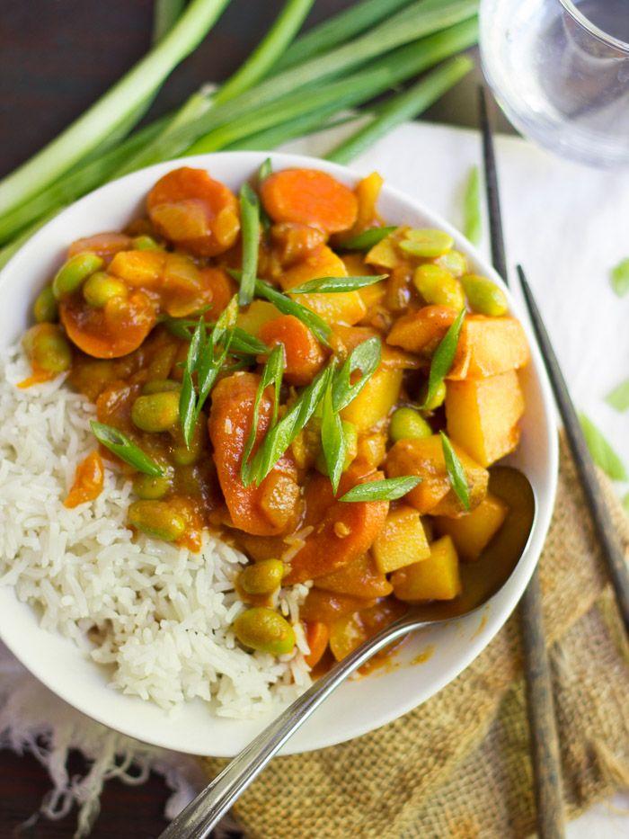 Vegan Japanese Curry Connoisseurus Veg Bloglovin Vegan Japanese Curry Recipe Vegan Japanese Vegetarian Japanese
