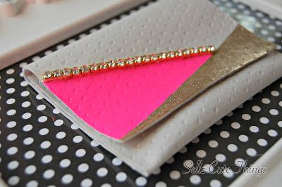 DIY No Sew Phone Cases and Wallets