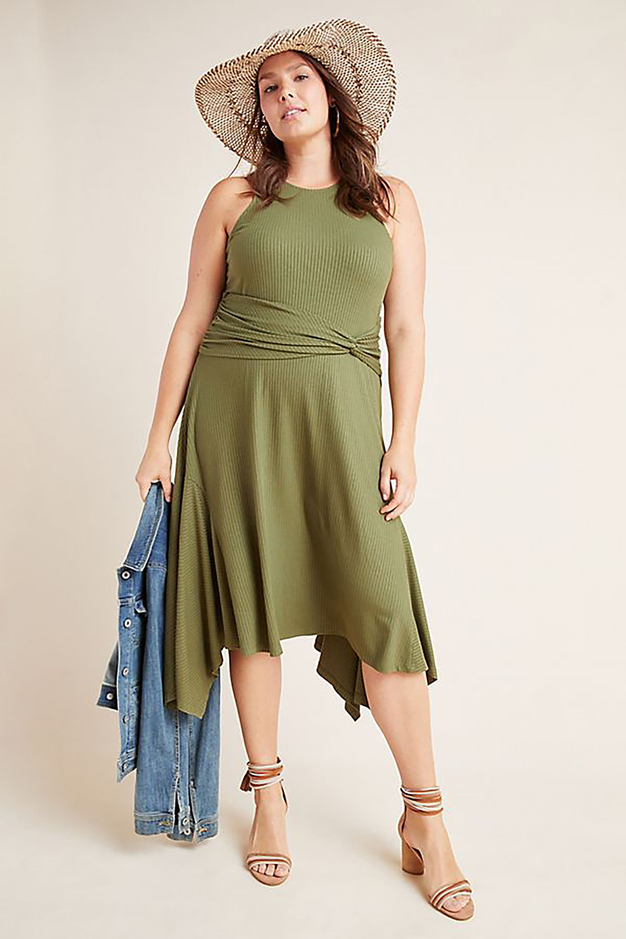 b8a3c163afbd2 What to Buy From Anthropologie's Plus-Size Clothing Line | Thanks to  Anthropologie's new plus collection, APlus by Anthropologie, a wider range  of women no ...