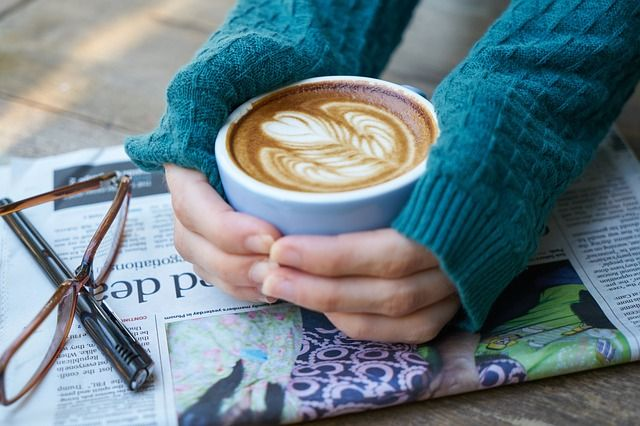 Calling fellow coffee lovers! September 29th is National ...