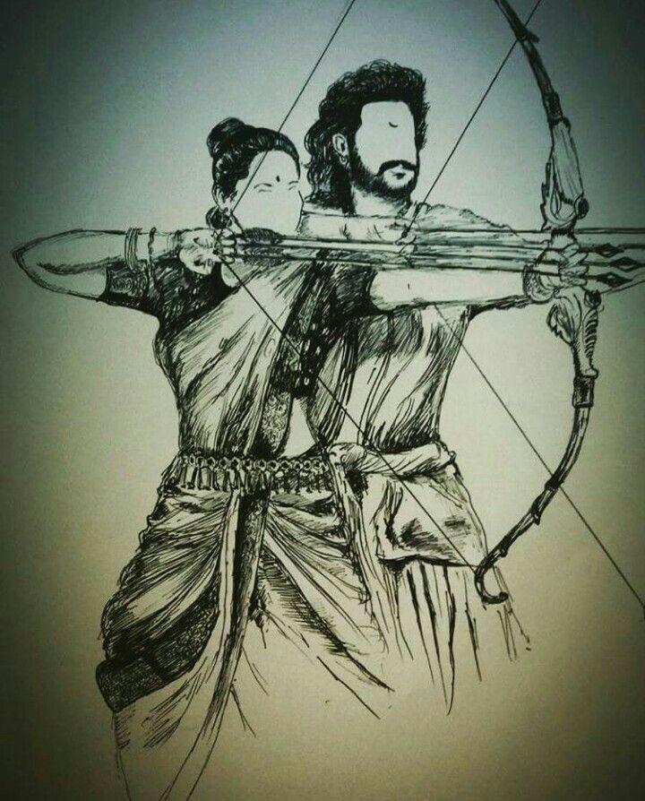 Avatar 2 Tamilyogi: Baahubali Sketch