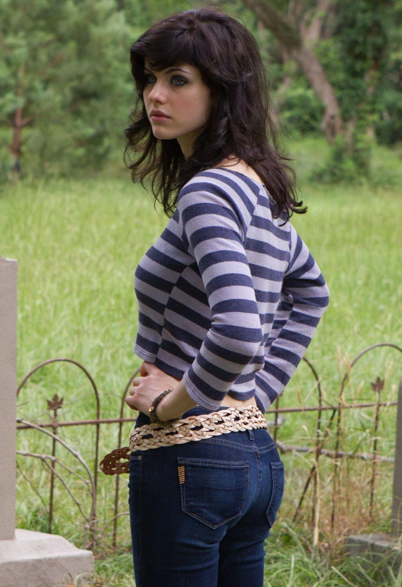 Alexandra daddario texas chainsaw 5