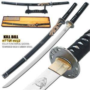 Kill Bill - Hattori Hanzo Demon Sword