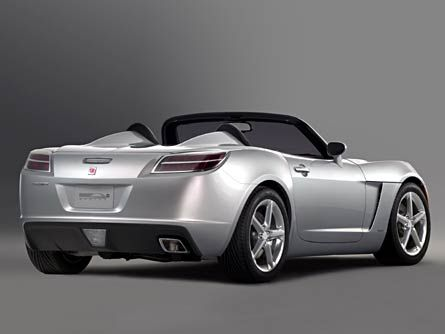 If You Could Have Any New Car Under 30k Saturn Sky Car New Cars