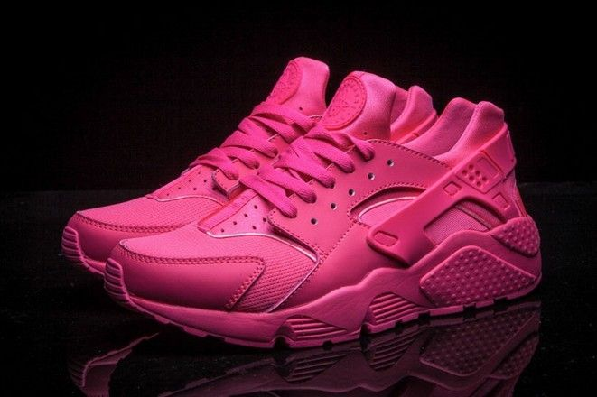 7dbedc5922ff Nike Air Huarache Womens pink Orange Nike Shoes