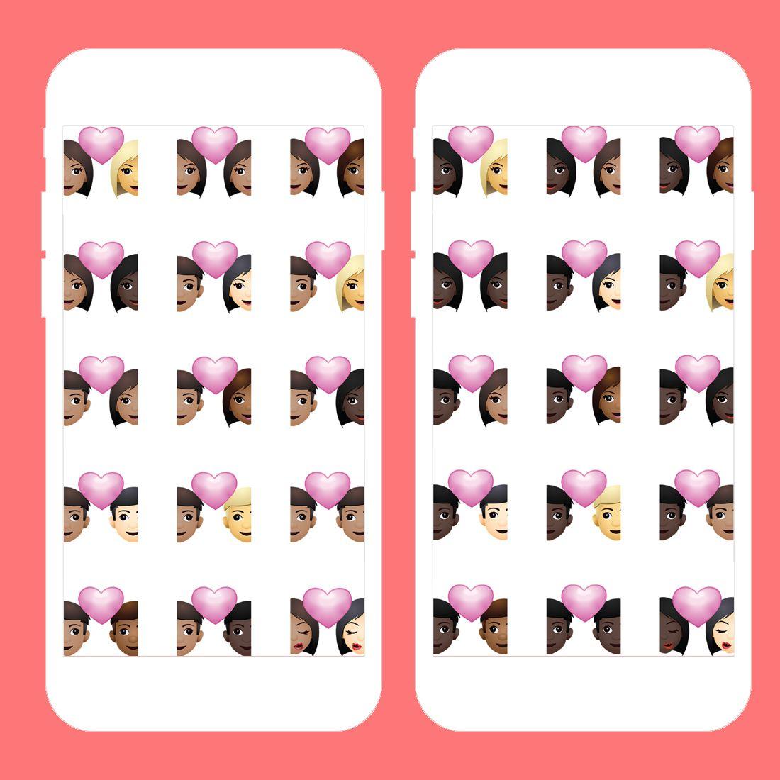 We Finally Have Interracial Couples Emoji